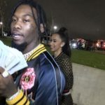 CardiB And Offset Dating? …OffSet Lost 50K On Falcons.