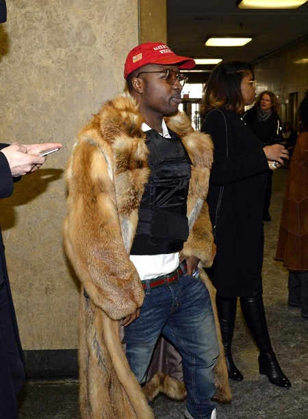 Rapper Troy Ave Showed Up To Court With A Bulletproof Vest