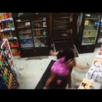 Video Shows Three Women Damaging A Kentwood Party Store.