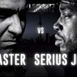 KOTD Presents Dizaster vs Serius Jones Rap Battle