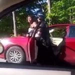 North Carolina Cop Arresting Black Woman During Traffic Stop Goes Viral.!