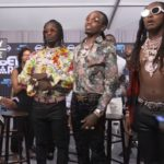 Joe Budden And Migos Gets In Heated Altercation.