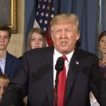 Donkey: Trump Says Obamacare Wreaked Havoc On America For 17 Years