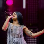 Watch: Cardi B Perform Bodak Yellow (MADE IN AMERICAN) Concert