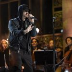 Eminem Performs Walk On Water, Stan, & Love The Way You Lie On Saturday Night Live.