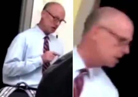 Georgia Teacher Threatens To Put Bullet In Black Student's Head..