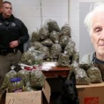 80 Year-Old Man And His Wife, 83 Was Busted With 60 Pounds Of Weed.