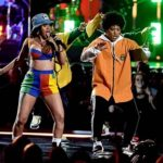 Watch It Again: Bruno Mars & Cardi B Perform Finesse At The Grammy's