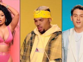 "Chris Brown - ft. Nicki Minaj, G-Eazy ""Wobble Up"" (Official Video)."
